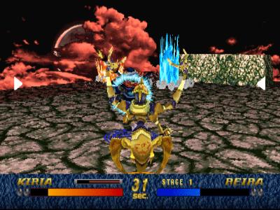 鋼鉄霊域(スティ-ルダム) ゲーム画面6