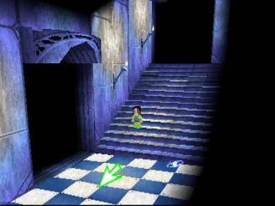 Neorude~刻まれた紋章~(ネオリュード3) ゲーム画面7