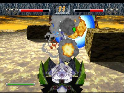 REVERTHION (リヴァーシオン) ゲーム画面3