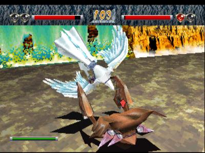 REVERTHION (リヴァーシオン) ゲーム画面5