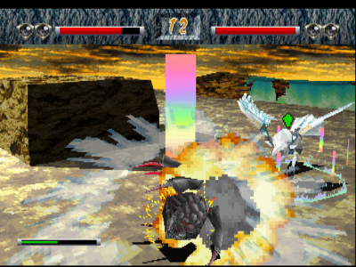 REVERTHION (リヴァーシオン) ゲーム画面7