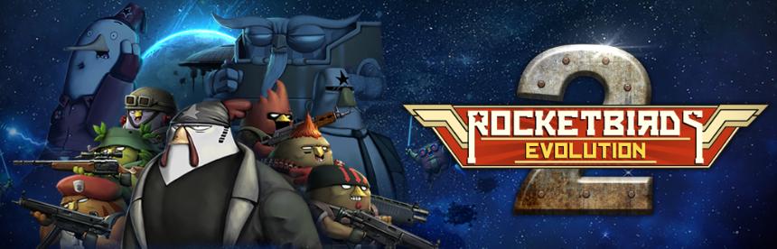 Rocketbirds 2: Evolution バナー画像