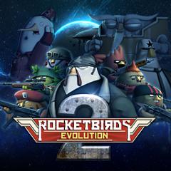 Rocketbirds 2: Evolution ジャケット画像