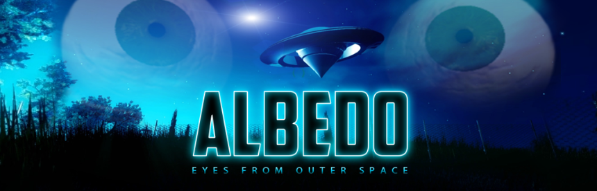 Albedo: Eyes from Outer Space バナー画像