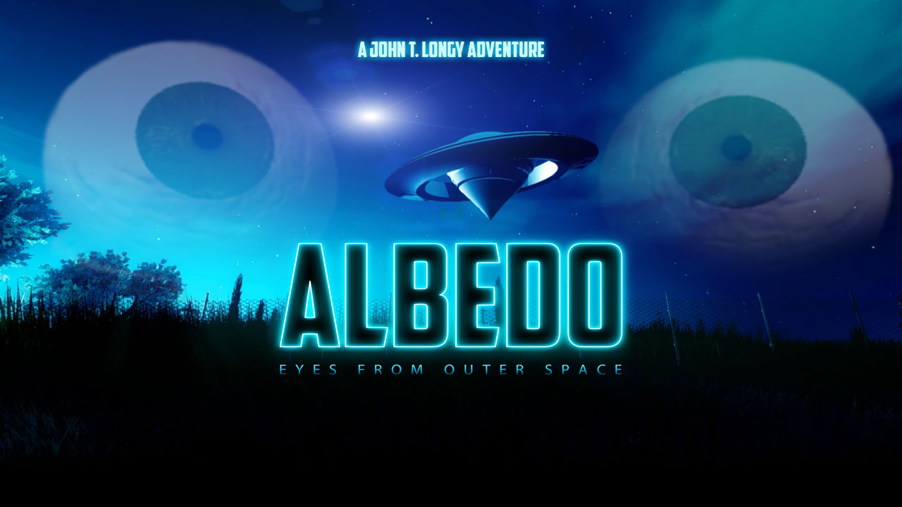 『Albedo: Eyes from Outer Space』ゲーム画面