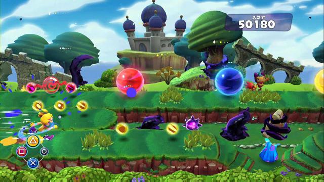 Color Guardians ゲーム画面3