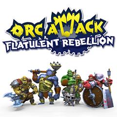 Orc Attack ジャケット画像