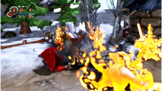 Orc Attack ゲーム画面4