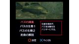 スーパーブラックバスX2 ゲーム画面11