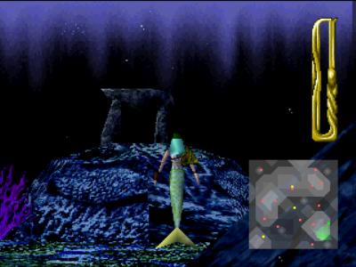 マーメノイド ゲーム画面5
