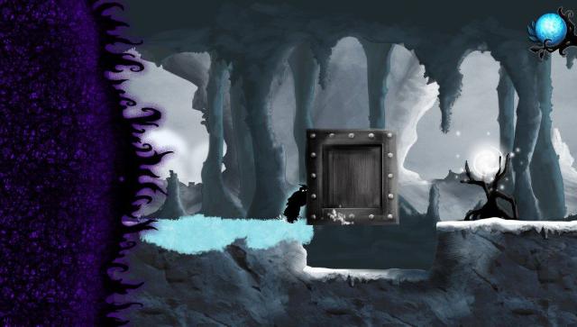 ニヒラブラ −生命と色彩の旅路− ゲーム画面3