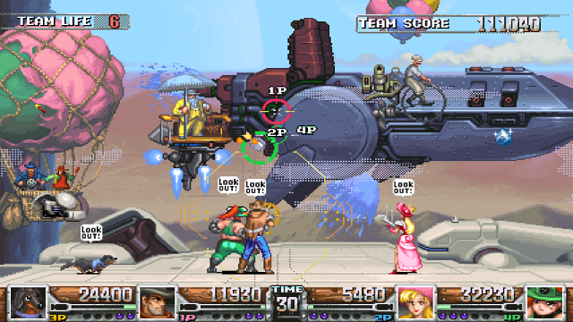 WILD GUNS Reloaded ゲーム画面6