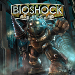 BIOSHOCK (バイオショック) ジャケット画像