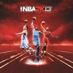 NBA 2K13 ジャケット画像