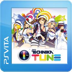 DJMAX TECHNIKA TUNE ジャケット画像
