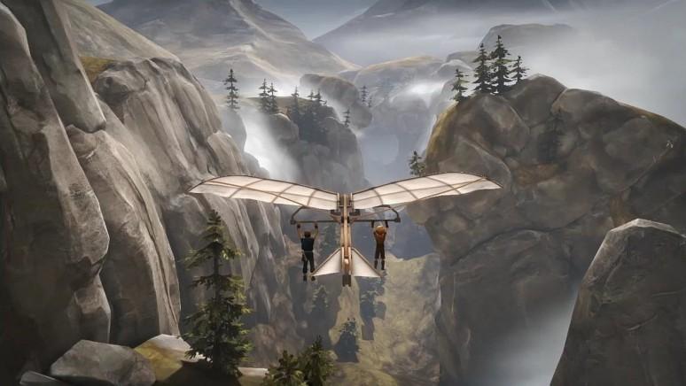『ブラザーズ 2人の息子の物語』ゲーム画面