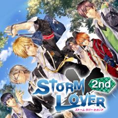 STORM LOVER 2nd ジャケット画像