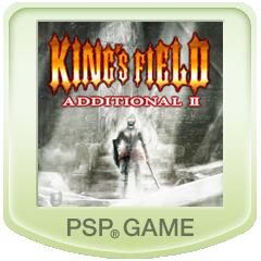 KING'S FIELD ADDITIONAL II ジャケット画像
