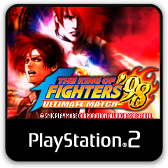 THE KING OF FIGHTERS'98 ULTIMATE MATCH ジャケット画像