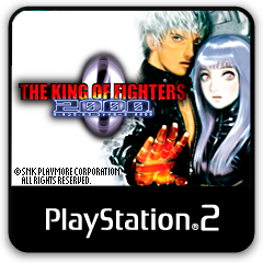 THE KING OF FIGHTERS 2000 ジャケット画像