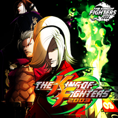 THE KING OF FIGHTERS 2003 ジャケット画像