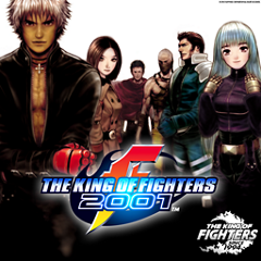 THE KING OF FIGHTERS 2001 ジャケット画像