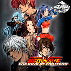THE KING OF FIGHTERS NEOWAVE ジャケット画像