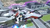 ガンダムバトルオペレーションNEXT ゲーム画面3