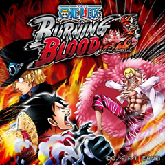 ONE PIECE BURNING BLOOD Welcome Price!! ジャケット画像