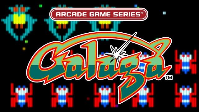 ゲームソフト arcade game series galaga プレイステーション