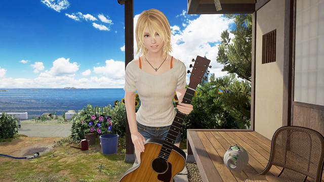 サマーレッスン:アリソン・スノウ 七日間の庭(基本ゲームパック) ゲーム画面4