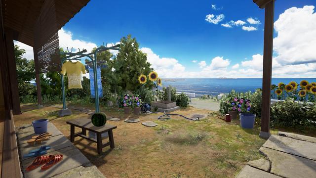 サマーレッスン:アリソン・スノウ 七日間の庭(基本ゲームパック) ゲーム画面8