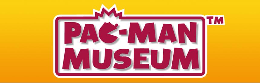 パックマンミュージアム バナー画像