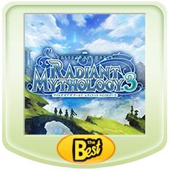 テイルズ オブ ザ ワールド レディアント マイソロジー3 PSP® the Best ジャケット画像
