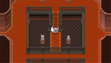 『東方蒼神縁起V』ゲーム画面