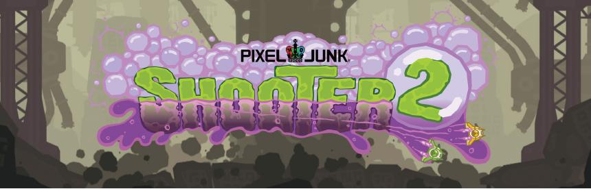 PixelJunk シューター2 バナー画像