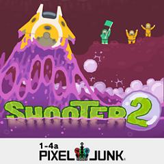 PixelJunk シューター2 ジャケット画像