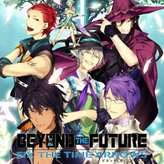 BEYOND THE FUTURE - FIX THE TIME ARROWS - ジャケット画像