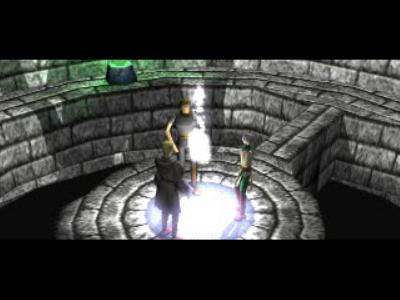 光の島 ゲーム画面10