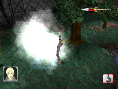 光の島 ゲーム画面12