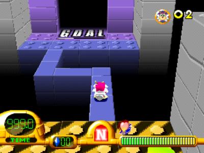 ピックスの大冒険 ゲーム画面4