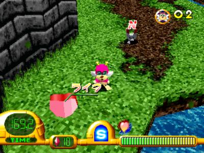 ピックスの大冒険 ゲーム画面7