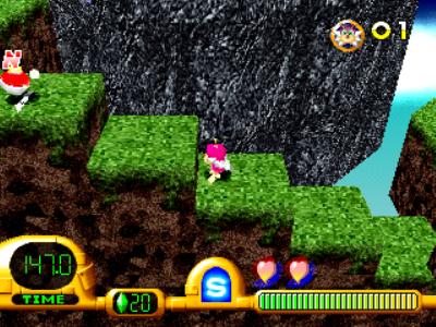 ピックスの大冒険 ゲーム画面9