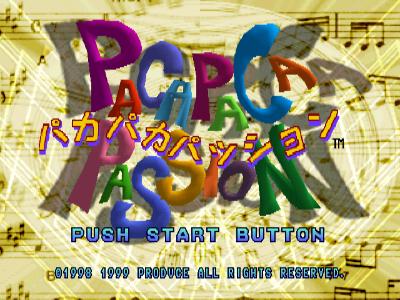 パカパカパッション ゲーム画面1