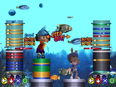 パカパカパッション ゲーム画面5