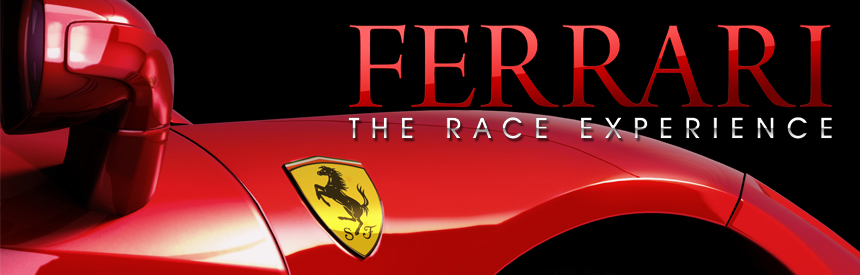 Ferrari The Race Experience バナー画像
