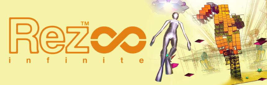 Rez Infinite バナー画像