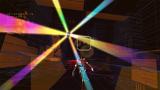 Rez Infinite ゲーム画面1