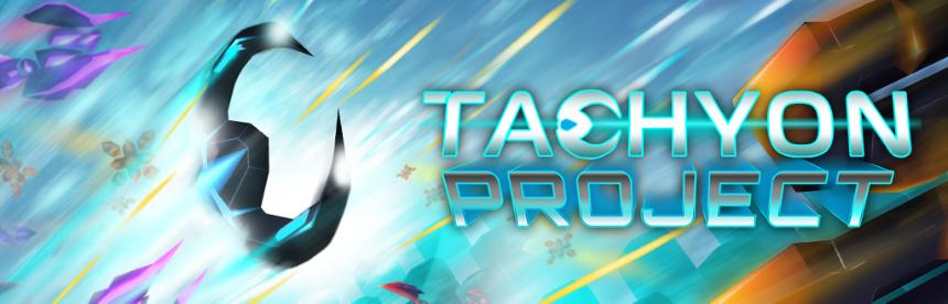 Tachyon Project バナー画像