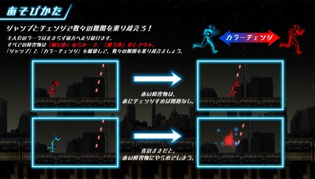 POLARA ゲーム画面2